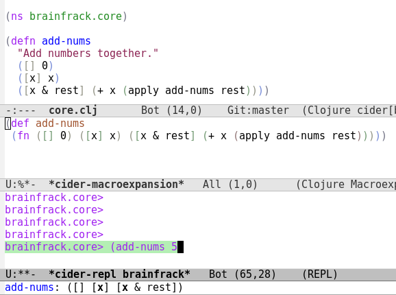 Adding A New Language to Emacs – Wilfred Hughes::Blog